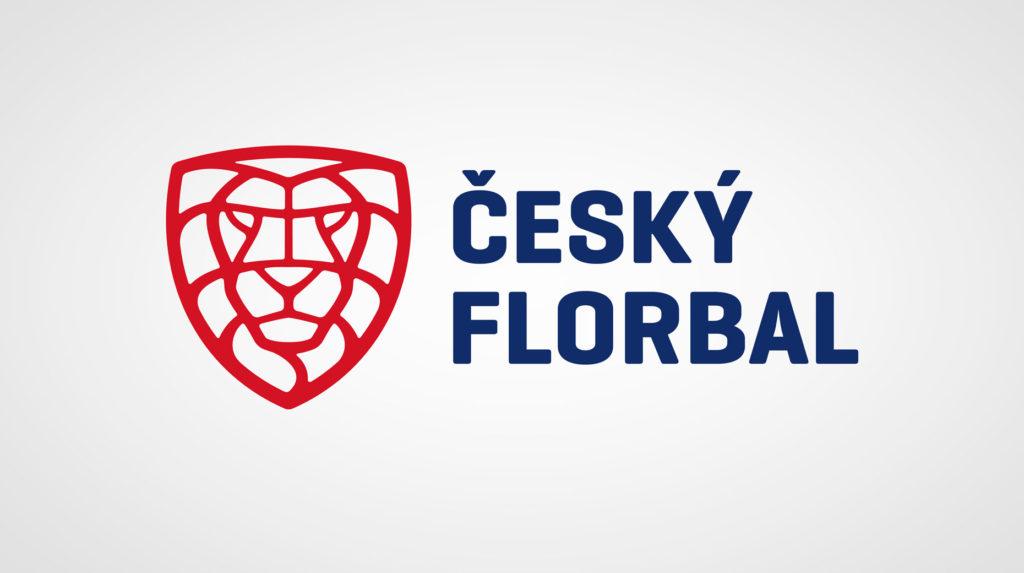 Český Florbal - logo plné